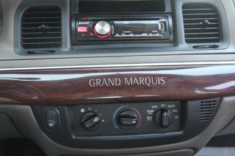 MERCURY GRAND MARQUIS 2003 price $3,249