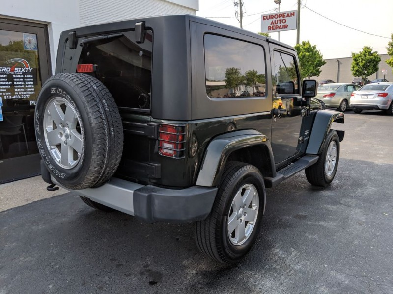 JEEP WRANGLER 2010 price $13,995