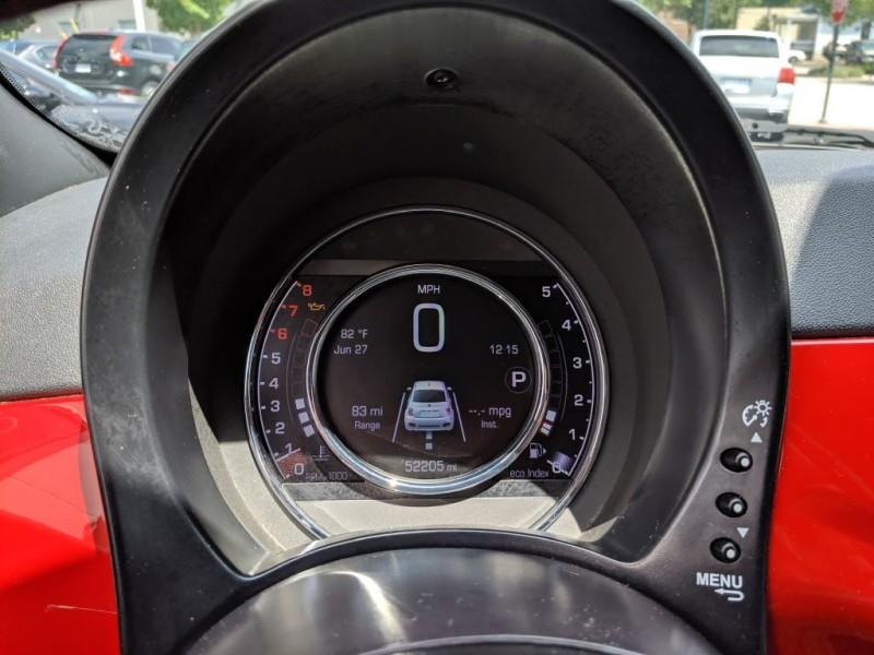 FIAT 500 2015 price $8,499
