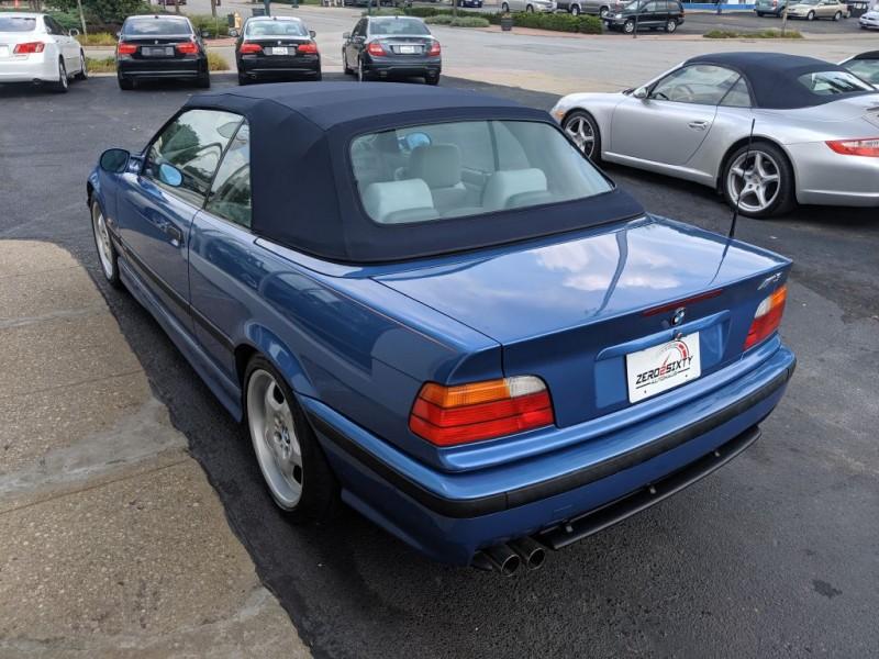 BMW M3 1999 price $20,299