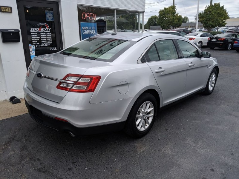 FORD TAURUS 2013 price $9,900