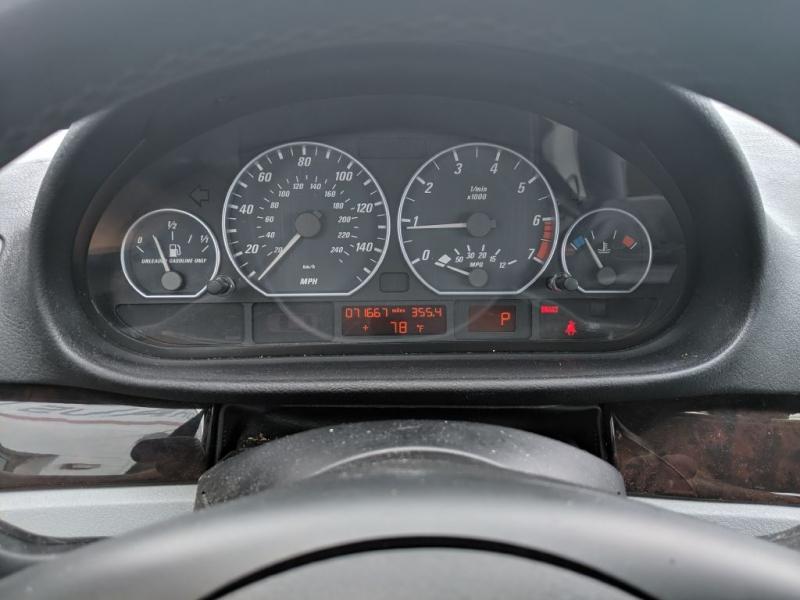 BMW 330 2002 price $5,300