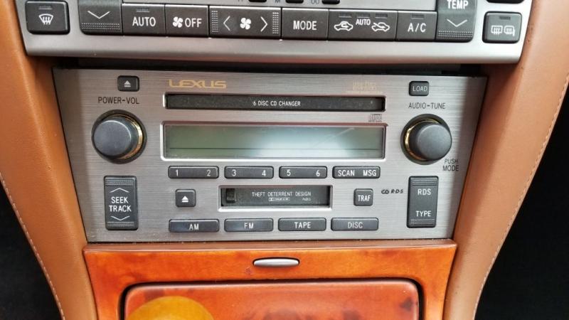 LEXUS SC 2002 price $11,595