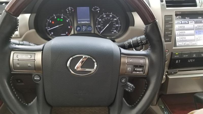 Lexus GX 2013 price $18,995