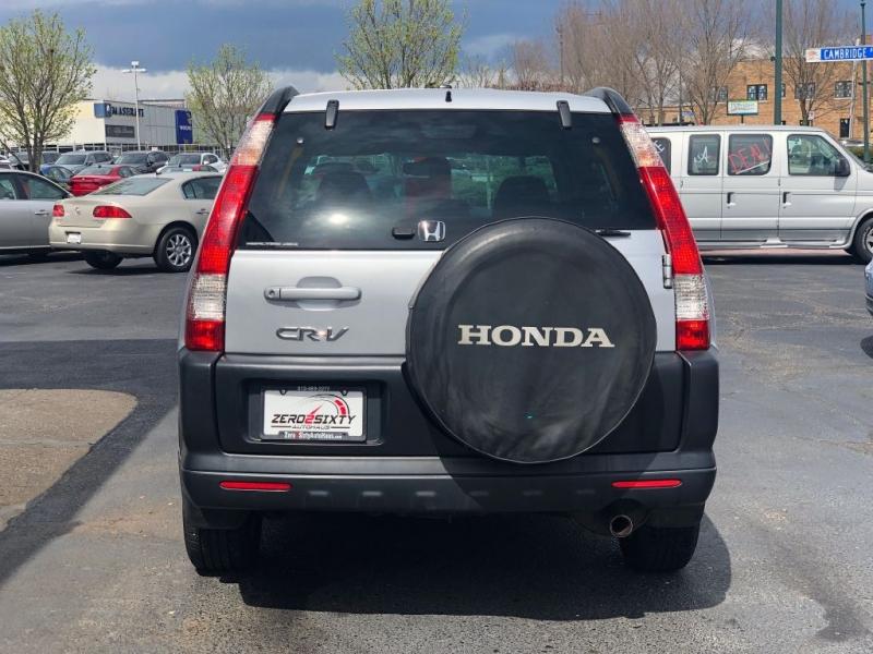 HONDA CR-V 2005 price $7,200
