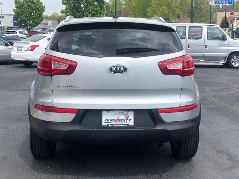 Kia SPORTAGE 2012 price $8,995