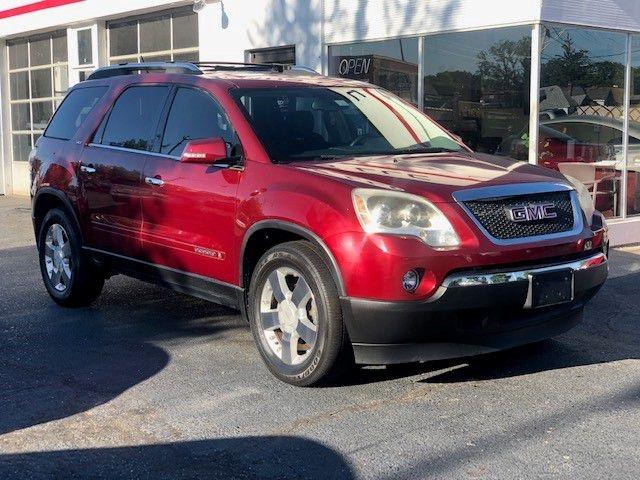 GMC ACADIA 2007 price $9,495