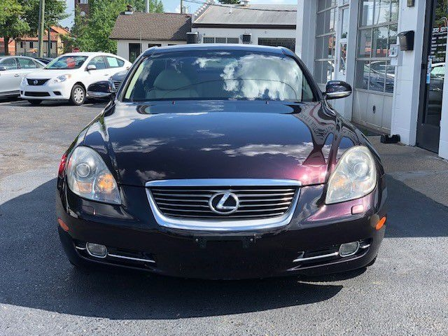 Lexus SC 2006 price $21,499