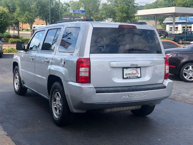 JEEP PATRIOT 2010 price $8,595