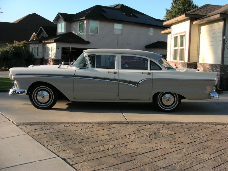 Ford Custom 300 1957 price $39,995