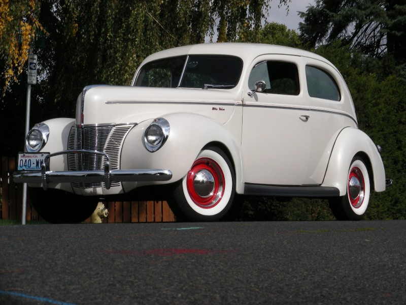 Ford 2 Door Sedan 1940 price $39,995