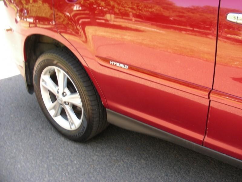 2008 Lexus RX 400h AWD 4dr Hybrid