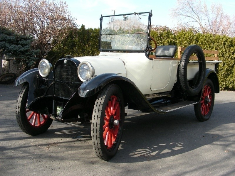 Dodge - Pickup 1921 price $11,995