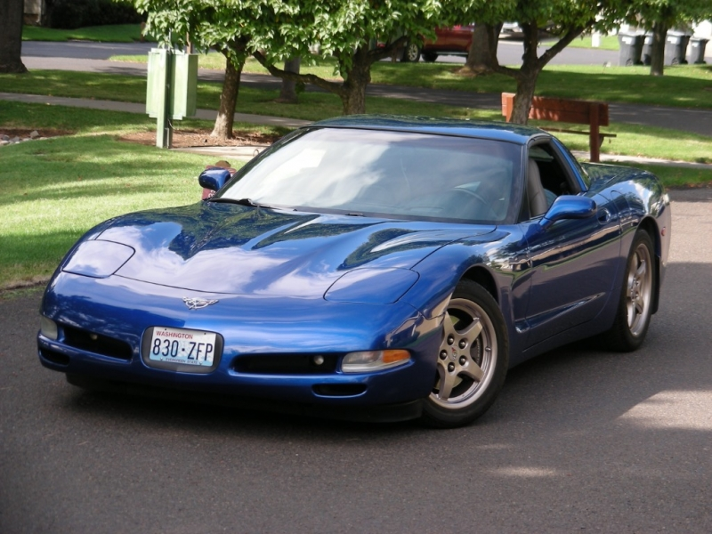 Chevrolet Corvette 2003 price $0