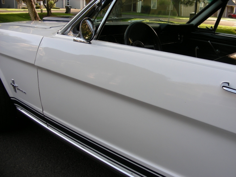 Ford Mustang 1966 price $11,995