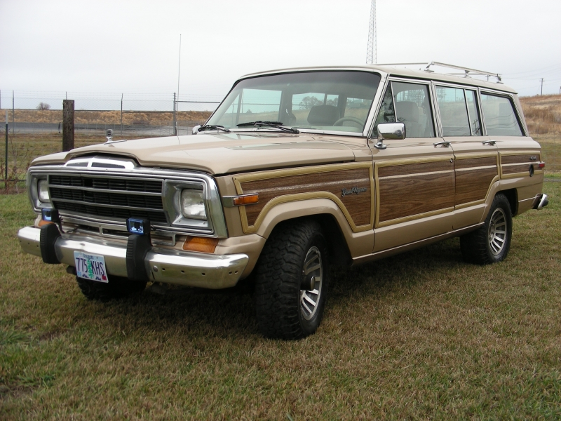 Jeep Grand Wagoneer 1989 price $19,995
