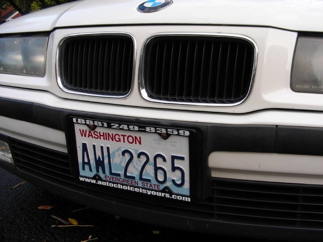 BMW 3 Series 1995 price $3,495