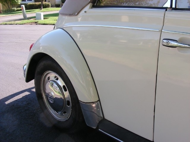 Volkswagen Karmann Convertable 1968 price 11995