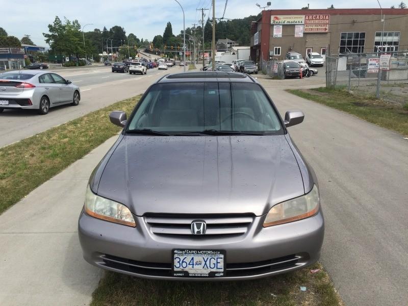 Honda Accord 2001 price $3,288