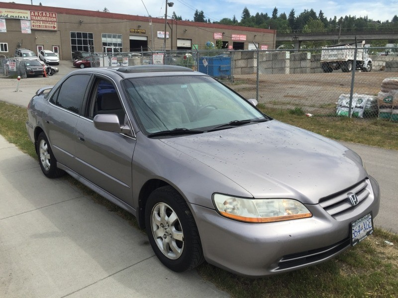 Honda Accord 2001 price $3,488