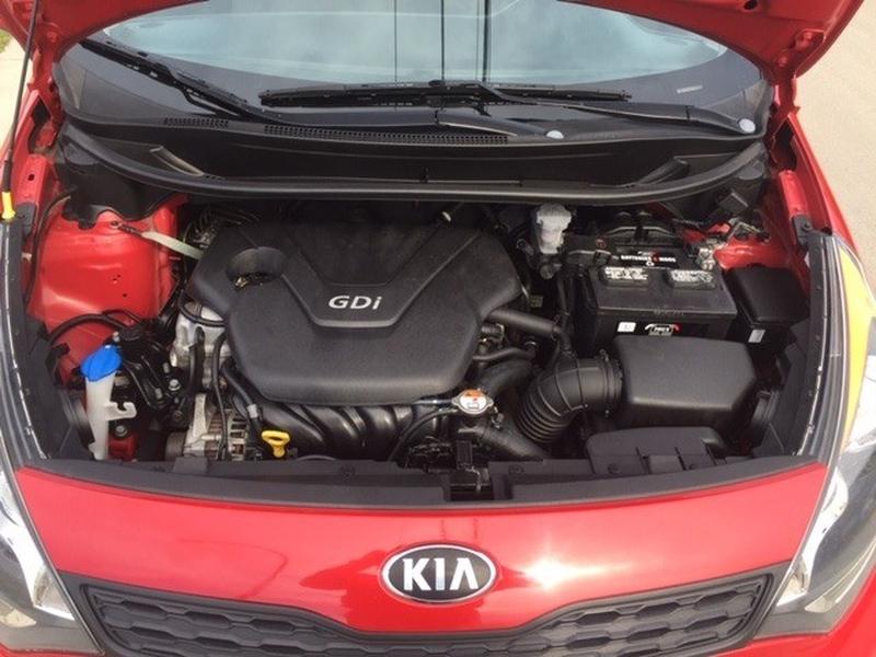 Kia Rio 2013 price $7,958
