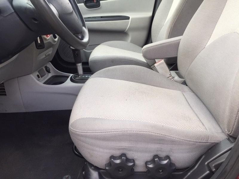 Hyundai Accent 2008 price $3,598