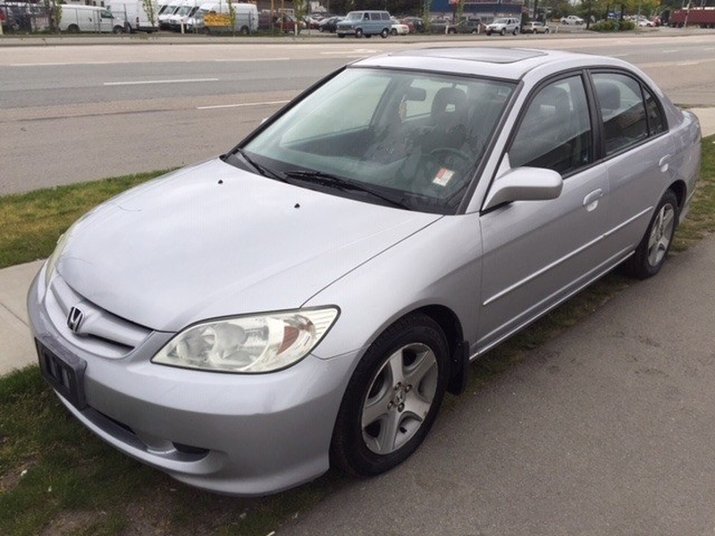 Honda Civic Sdn 2004 price $3,988