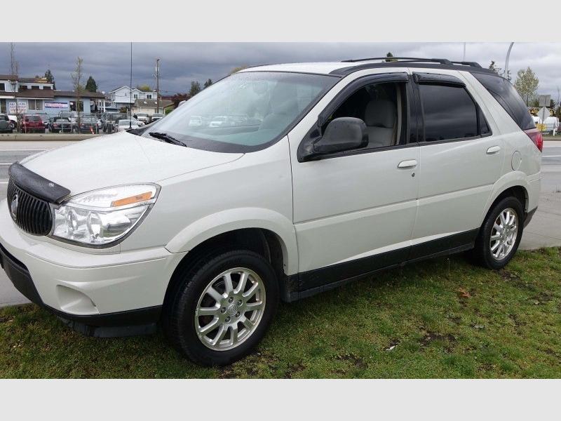 Buick Rendezvous 2007 price $3,750