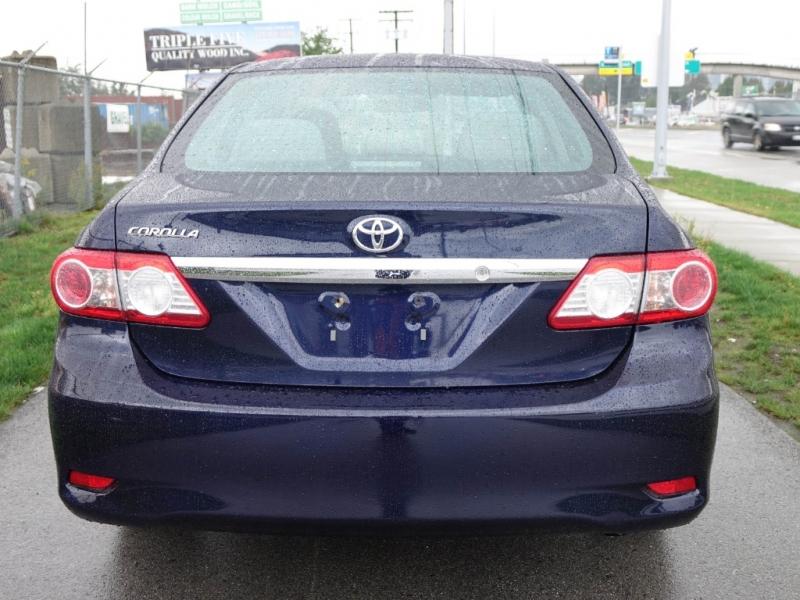 Toyota Corolla 2013 price $10,598