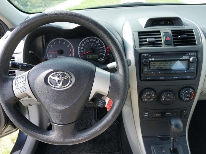 Toyota Corolla 2012 price $9,588
