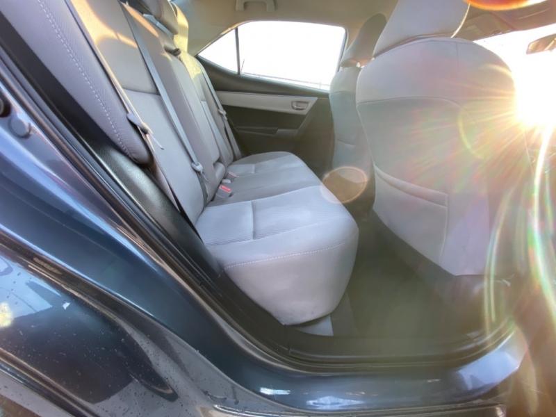 Toyota Corolla 2016 price $13,788
