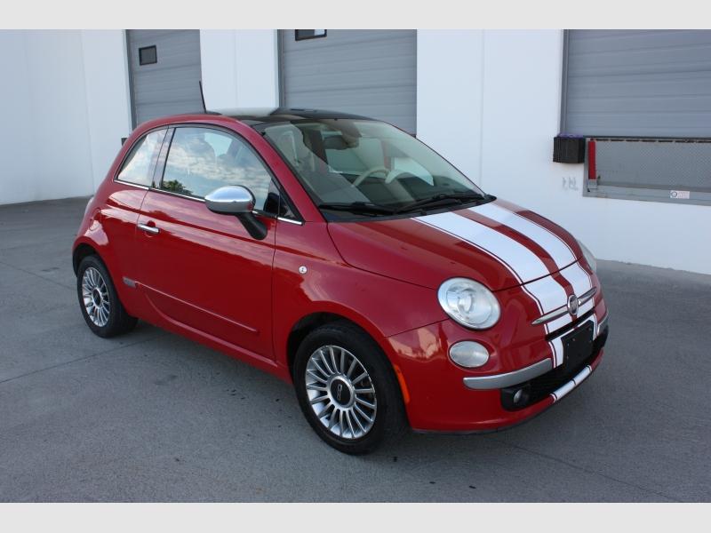 Fiat 500 2012 price $2,999