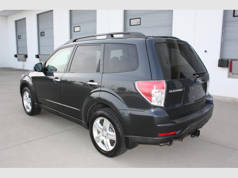 Subaru Forester 2010 price $9,500