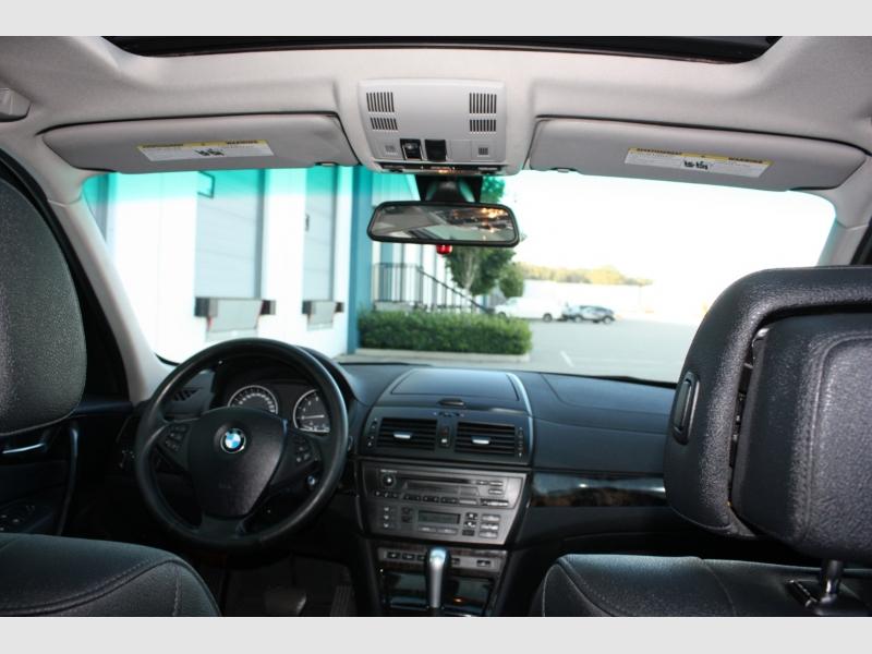 BMW X3 2008 price $6,999