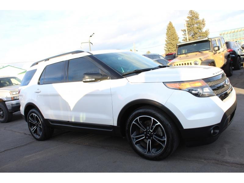 Ford Explorer 2015 price $17,998