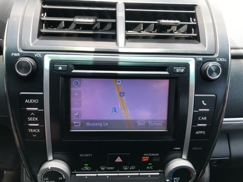 Toyota Camry 2012 price $8,599