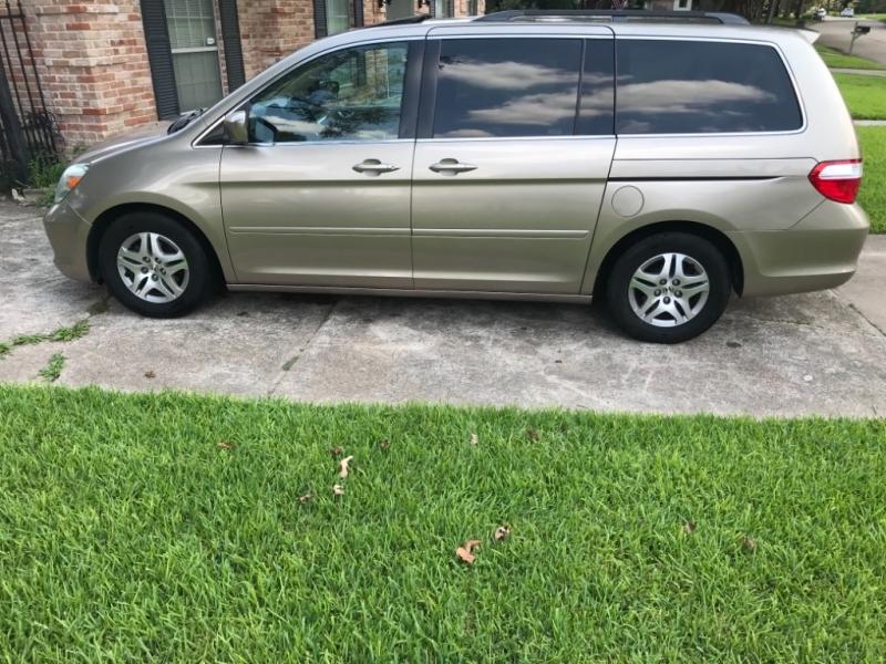 Honda Odyssey 2005 price 4,999