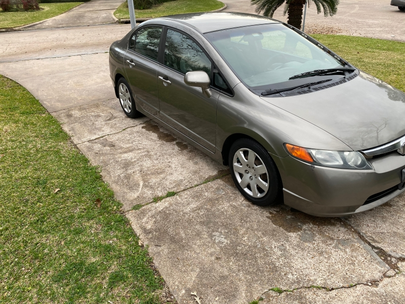 Honda Civic Sedan 2008 price $4,999