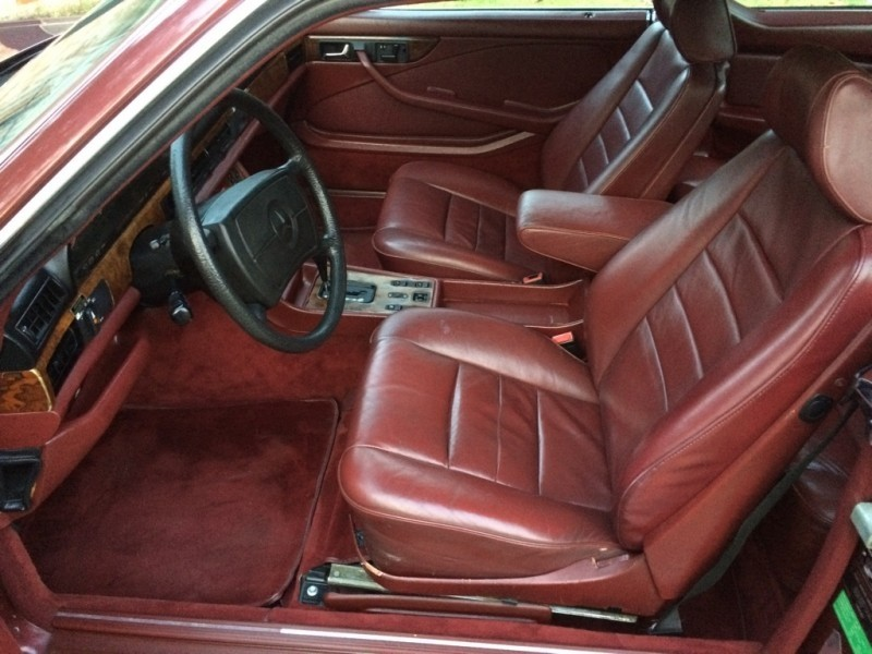 Mercedes-Benz 500 Series 1985 price $8,999