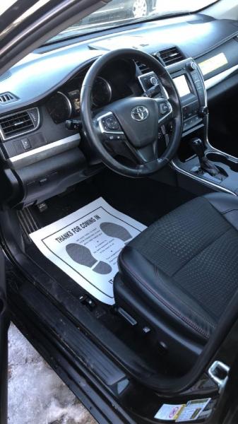 Toyota Camry 2015 price $8,000