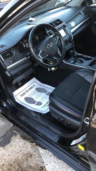 Toyota Camry 2015 price $8,500
