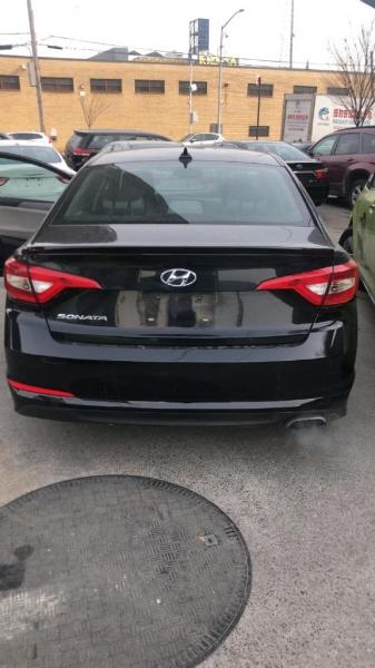 Hyundai Sonata 2016 price $6,200