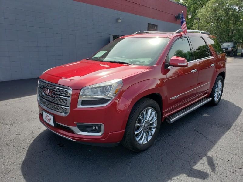 GMC Acadia 2013 price $16,495
