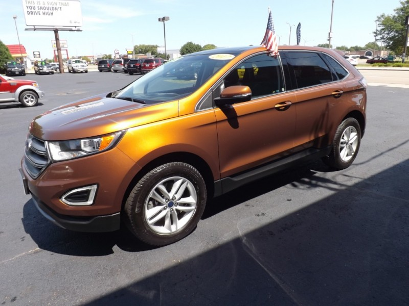 Ford Edge 2017 price $20,995