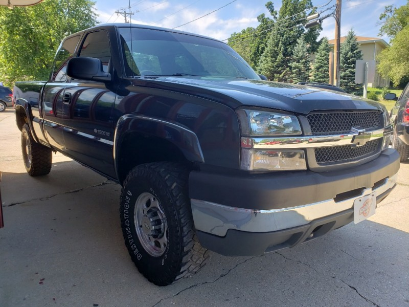 Chevrolet Silverado 2500HD 2003 price $6,995