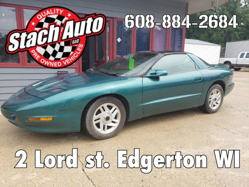 Pontiac Firebird 1997 price $3,995