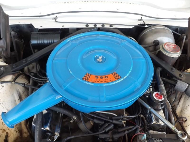 Ford Thunderbird 1966 price $10,995