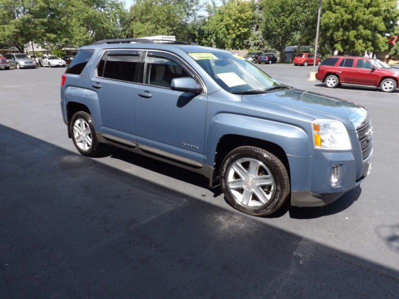 GMC Terrain 2012 price $10,995