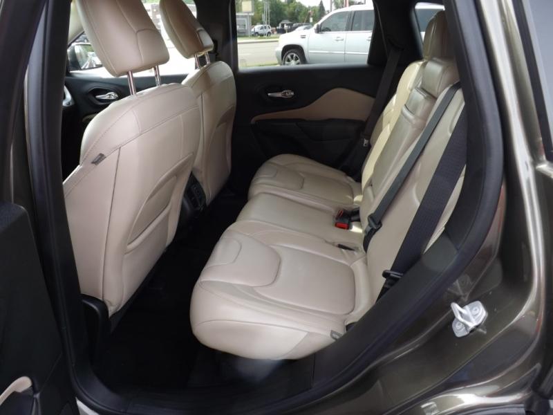 Jeep Cherokee 2015 price $18,995