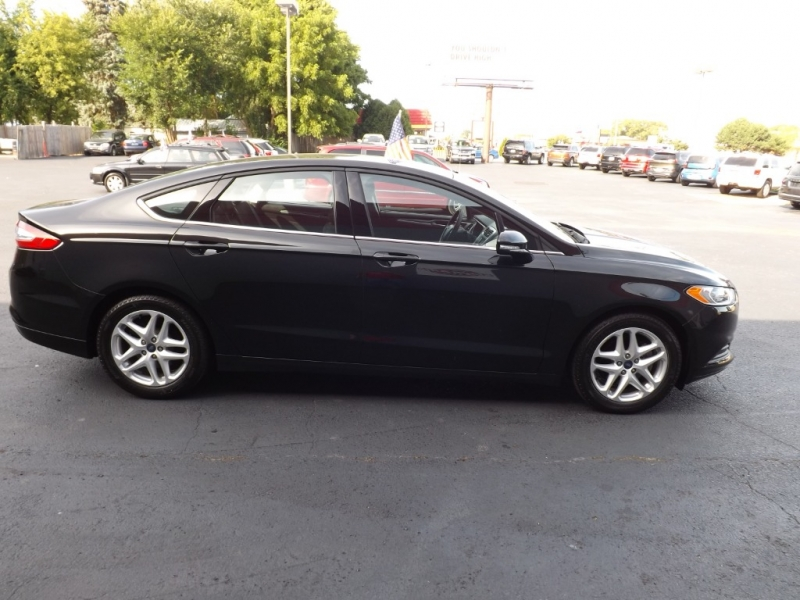 Ford Fusion 2015 price $14,495